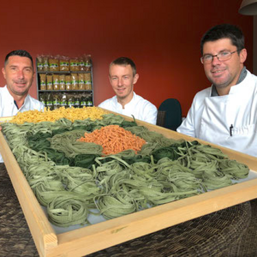 Initiative Armor accompagne Ty Pasta