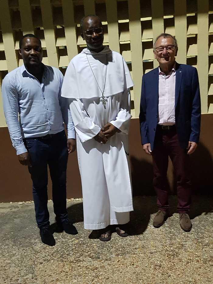 Micro-conserverie : Jean-Jacques Fuan en mission au Bénin 0