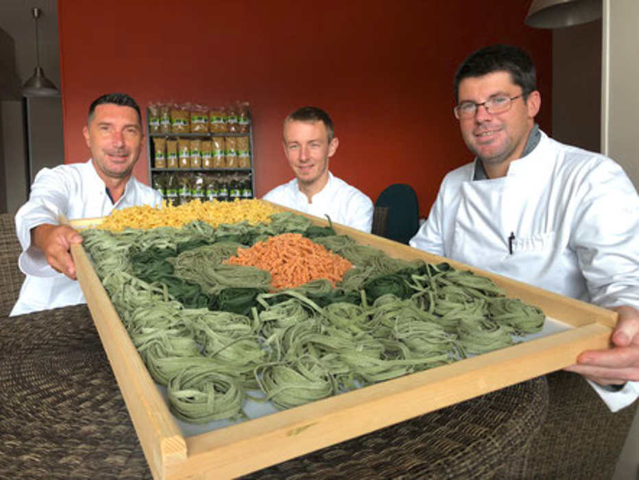 Initiative Armor accompagne Ty Pasta 0